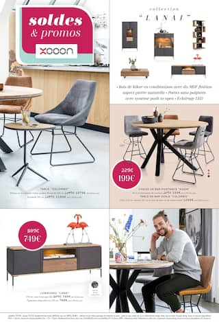 Catalogue Xooon en cours, Soldes & promos chez Xooon, Page 3