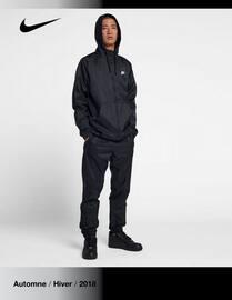 Catalogue Nike en cours, Collection Automne - Hiver 2018-2019, Page 1