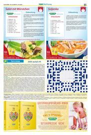 Aktueller Mix Markt Prospekt, Markenwochen, Seite 4