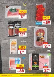 Aktueller Netto Marken-Discount Prospekt, Nachhaltig und lecker!, Seite 7