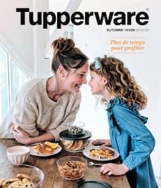 Catalogue Tupperware en cours, Plus de temps pour profiter, Page 1