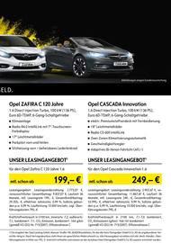 Aktueller Opel Prospekt, Heiße Preise. Eiskalt kalkuliert., Seite 5