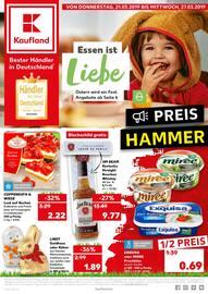 Kaufland, Essen ist Liebe für Düsseldorf