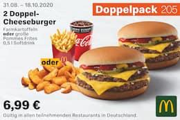Aktueller McDonald's Prospekt, SPAREN WAR NOCH NIE SO TASTY!, Seite 6