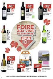 Catalogue Spar en cours, -25% Spar ici !, Page 2