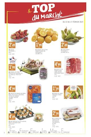 Catalogue Spar en cours, Les promos en piste !!!, Page 2