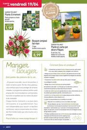 Catalogue Aldi en cours, Ca sent bon Pâques..., Page 20