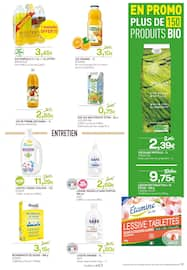 Catalogue NaturéO en cours, En promotion plus de 150 produits BIO, Page 19