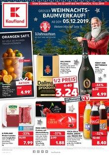 Kaufland Prospekt Weihnachten so gut wie nie zuvor.