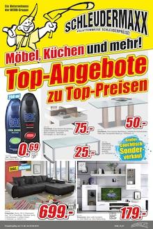 Schleuder-Maxx Sonderposten-Markt - Top-Angebote zu Top-Preisen