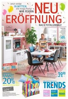 Trends, WIR FEIERN NEUERÖFFNUNG für Bochum