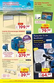Aktueller Netto Marken-Discount Prospekt, Sommer, Sonne, Freizeit!, Seite 21