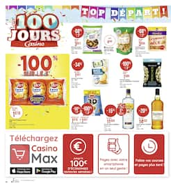 Catalogue Géant Casino en cours, Les 100 jours Casino, Page 16