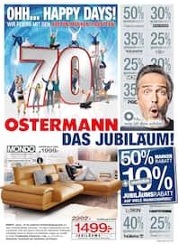 Aktueller Ostermann Prospekt, OHH... HAPPY DAYS!, Seite 1