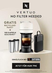 Getraenke im Nespresso Prospekt VERTUO - NO FILTER NEEDED auf S. 0