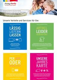 Aktueller Ernsting's family Prospekt, Unsere Vorteile und Services für Sie , Seite 1