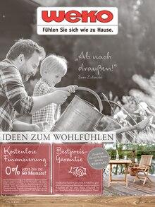 WEKO Wohnen, AB NACH DRAUSSEN! für Feldkirchen