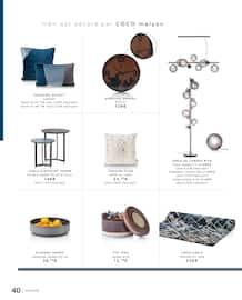 Catalogue H&H en cours, Créateur de meubles , Page 40