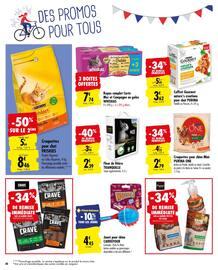 Catalogue Carrefour en cours, Le mois qui aime la France, Page 40