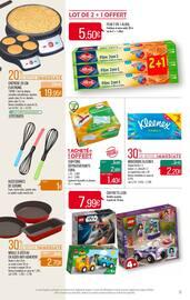 Catalogue Supermarchés Match en cours, 33% de remise immédiate, Page 33