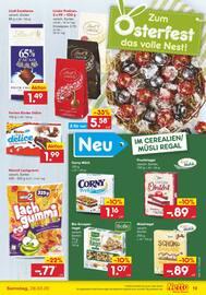Aktueller Netto Marken-Discount Prospekt, Alles für Ostern, Seite 19
