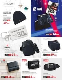 Catalogue Sport 2000 en cours, Sélectionneur de cadeaux… Distributeur de magie de Noël, Page 5