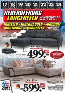 Seats and Sofas - Neueröffnung Langenfeld