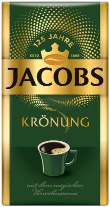 Kaffee von Jacobs Krönung im aktuellen REWE Prospekt für 3.49€