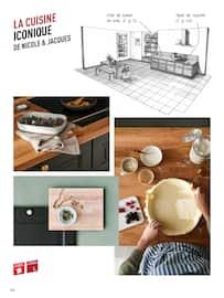 Catalogue Lapeyre en cours, Cuisines, meubles, plans de travail, éviers & robinetterie, Page 64