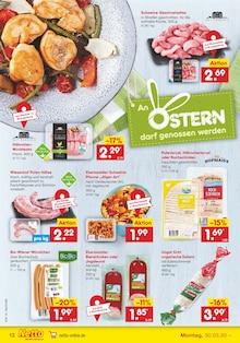 Wurst im Netto Marken-Discount Prospekt GARANTIERT NIRGENDWO GÜNSTIGER auf S. 6