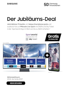 Samsung, DER JUBILÄUMS-DEAL! für Berlin