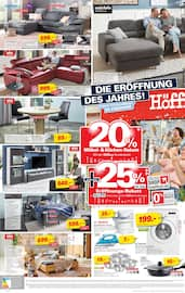 Aktueller Höffner Prospekt, Wo Wohnen wenig kostet, Seite 2