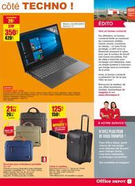 Catalogue Office DEPOT en cours, Spécial mobilité, des promos avant l'été !, Page 3