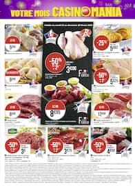 Catalogue Casino Supermarchés en cours, Votre mois Casinomania, Page 3