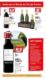 Catalogue Carrefour Market en cours, Apprendre à lire entre les vignes, Page 5