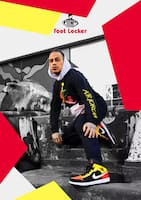 Catalogue Foot Locker en cours, Foot Locker, Page 1