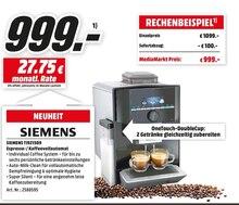 Elektronik von SIEMENS im aktuellen Media-Markt Prospekt für 999€