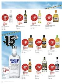 Catalogue Géant Casino en cours, L'énorme anniversaire, Page 40