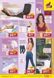 Aktueller Netto Marken-Discount Prospekt, GARANTIERT NIRGENDWO GÜNSTIGER, Seite 17