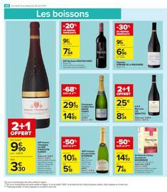 Catalogue Carrefour Market en cours, Faites le plein de calcium, Page 42