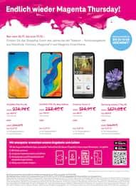Aktueller Telekom Shop Prospekt, MAGENTA THURSDAY, Seite 2