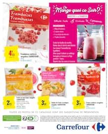 Catalogue Carrefour en cours, Des surgelés qui ne vous laisseront pas de glace, Page 14