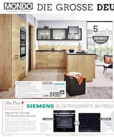 Aktueller porta Möbel Prospekt, Küchenwelt, Seite 4