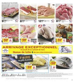 Catalogue Casino Supermarchés en cours, Les 30 jours Casino live, Page 3