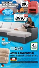 Aktueller Seats and Sofas Prospekt, Super Preis-Knüller, Seite 5