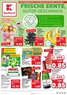 Kaufland Prospekt für Apolda: JETZT KRÄFTIG SPAREN!, 42 Seiten, 20.10.2021 - 27.10.2021
