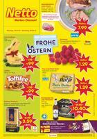 Aktueller Netto Marken-Discount Prospekt, Wir wünschen frohe Ostern, Seite 1