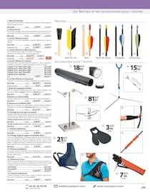 Catalogue Casal Sport en cours, Sports de plein air & de loisirs, Page 35