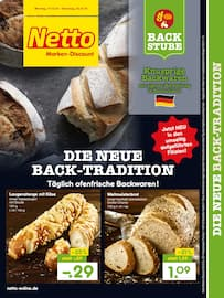 Netto Marken-Discount, Die neue Back-Tradition für Düsseldorf
