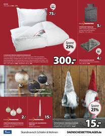 Aktueller Dänisches Bettenlager Prospekt, Großartige Weihnachtsangebote, Seite 37